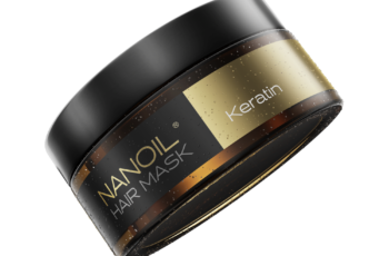 Intensywna regeneracja z Nanoil Keratin Hair Mask